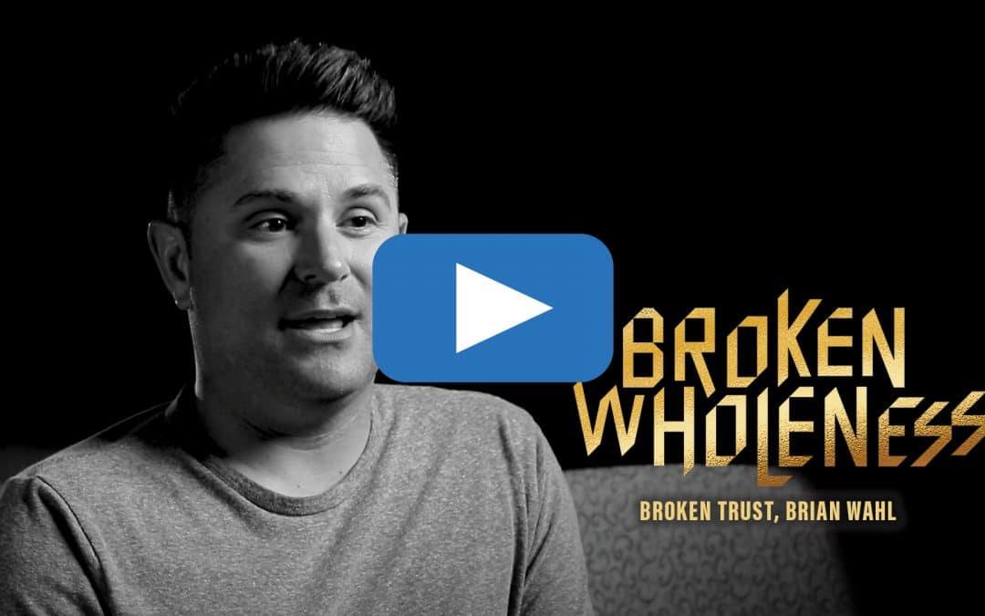 Broken Trust, Brian Wahl
