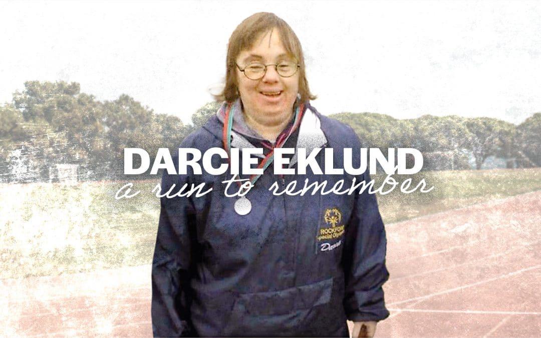 Darcie Eklund: A Run to Remember