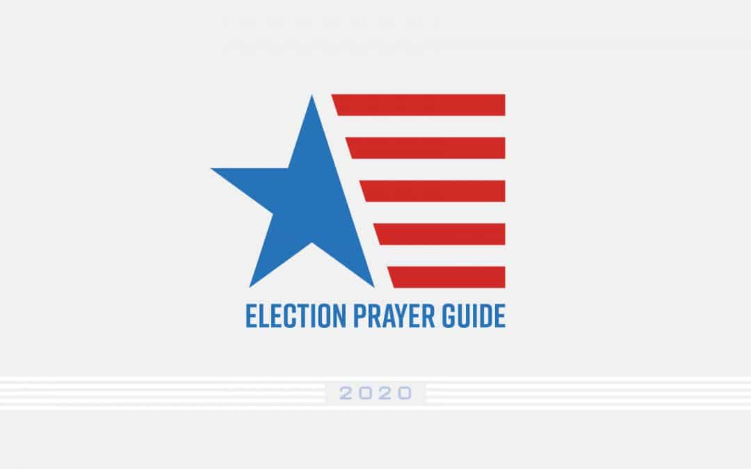 A Prayer Guide for Inauguration Day