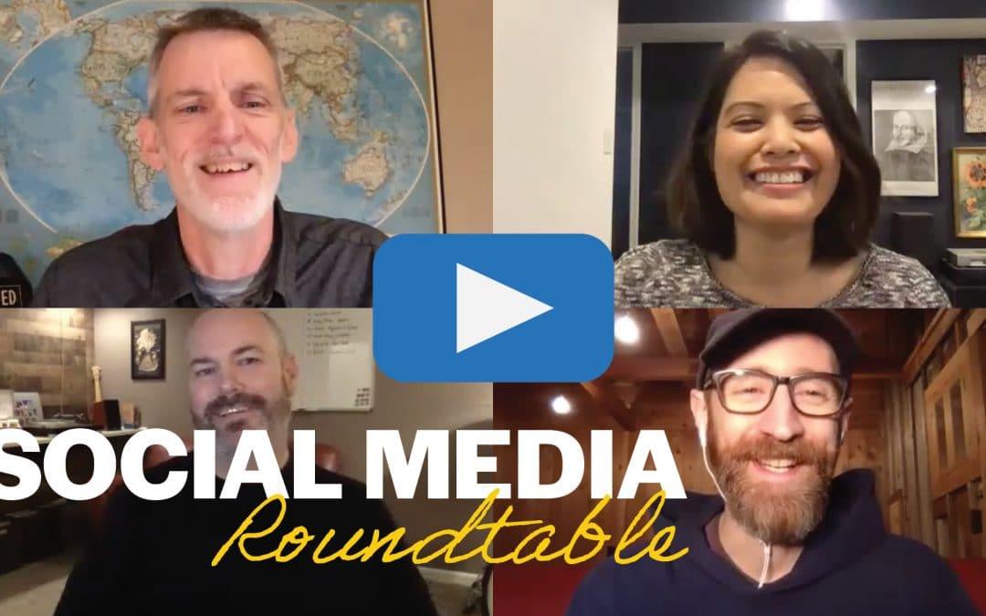 Social media, faith and family
