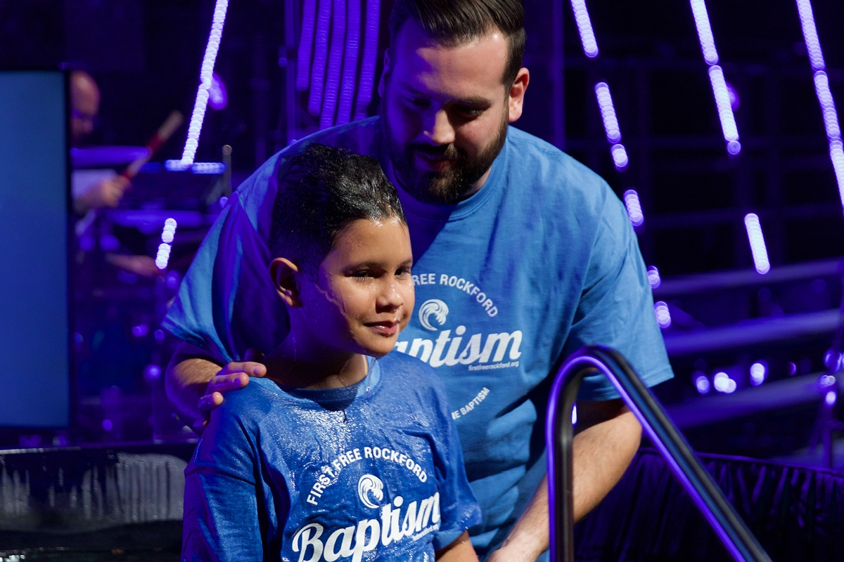 Baptism for Students