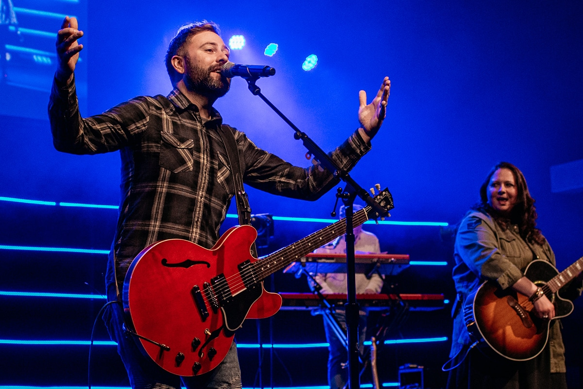 Contemporary Worship led by Nathan Fry
