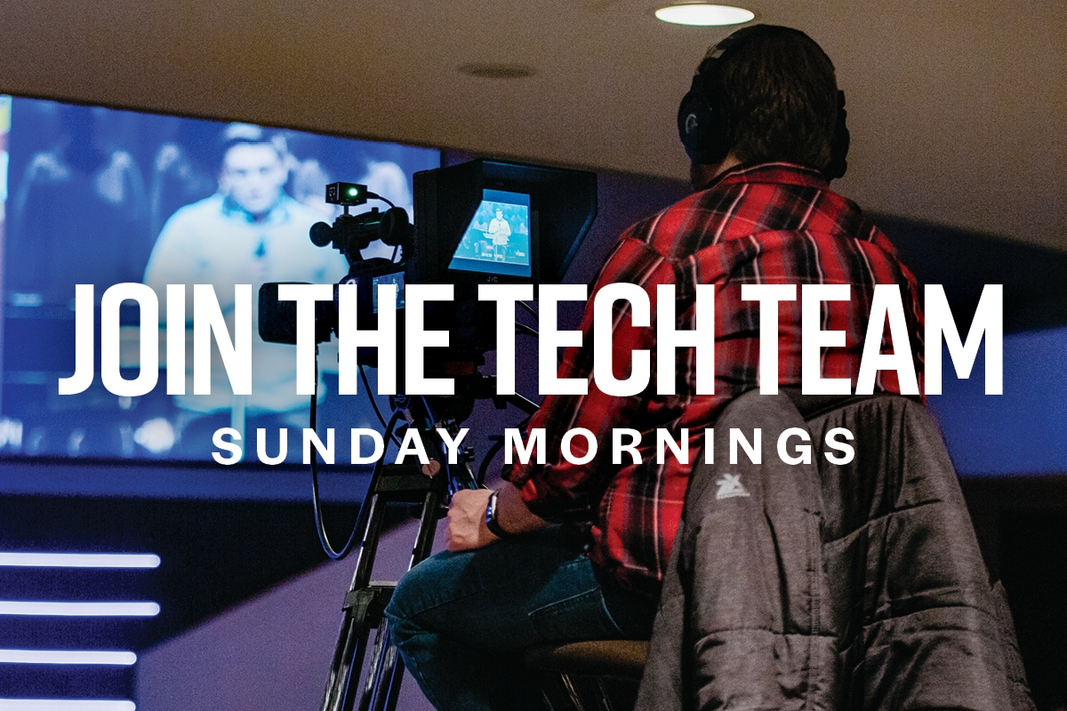 Join the Tech Team