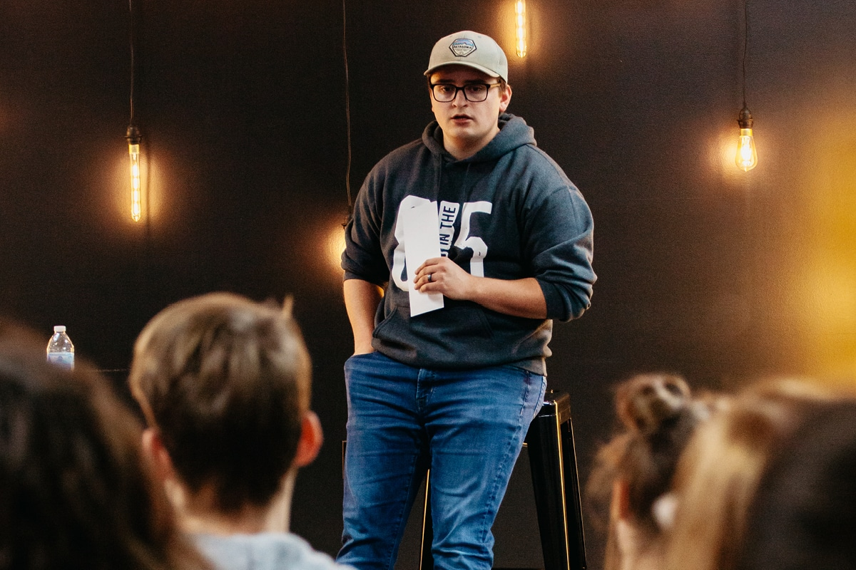 Biblical teaching for college students