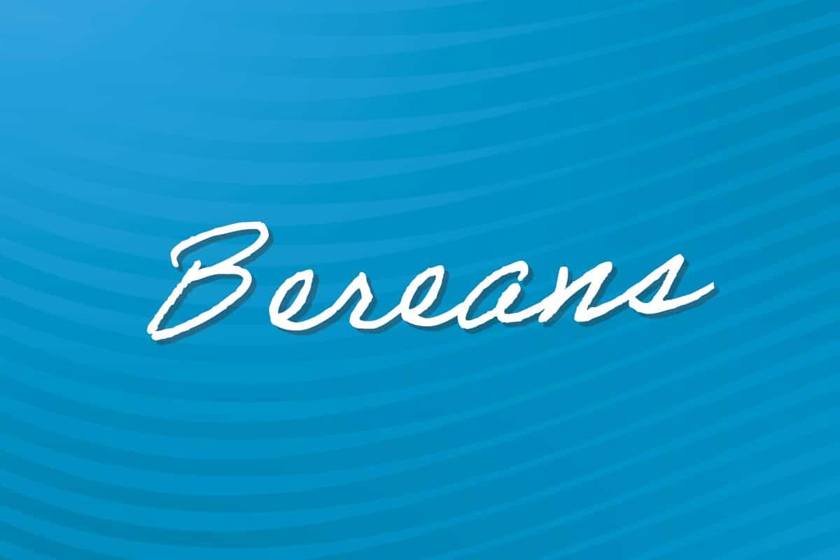 Bereans