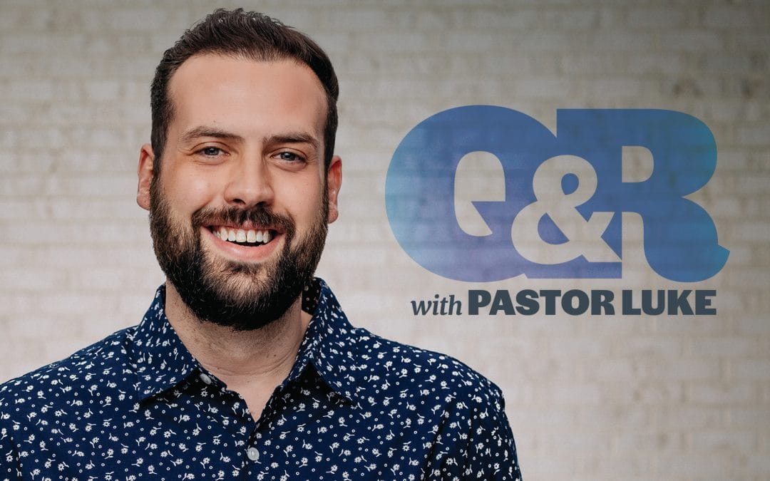 Q&R with Pastor Luke Uran: The Miracles of Jesus