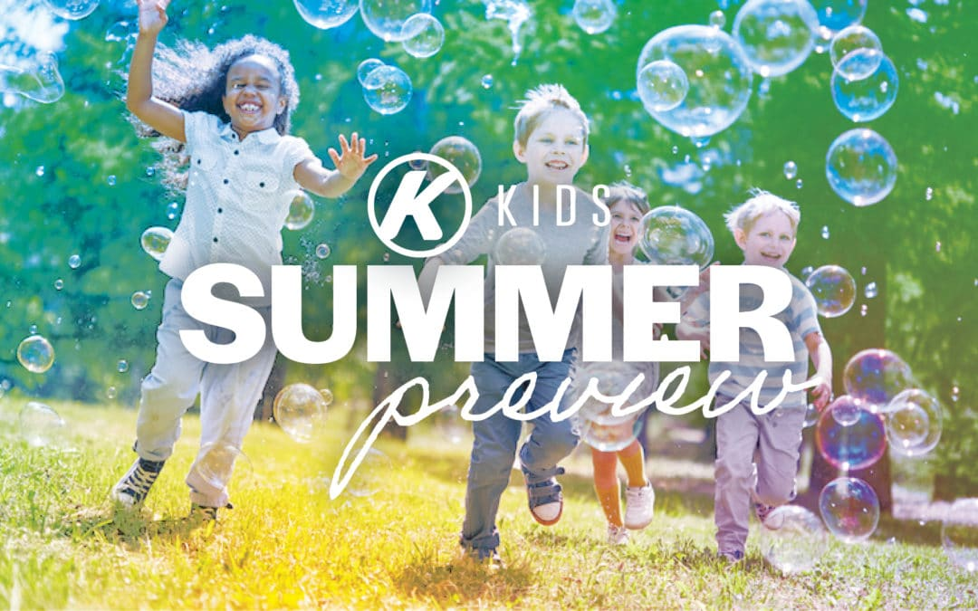 First Free Kids Summer Preview
