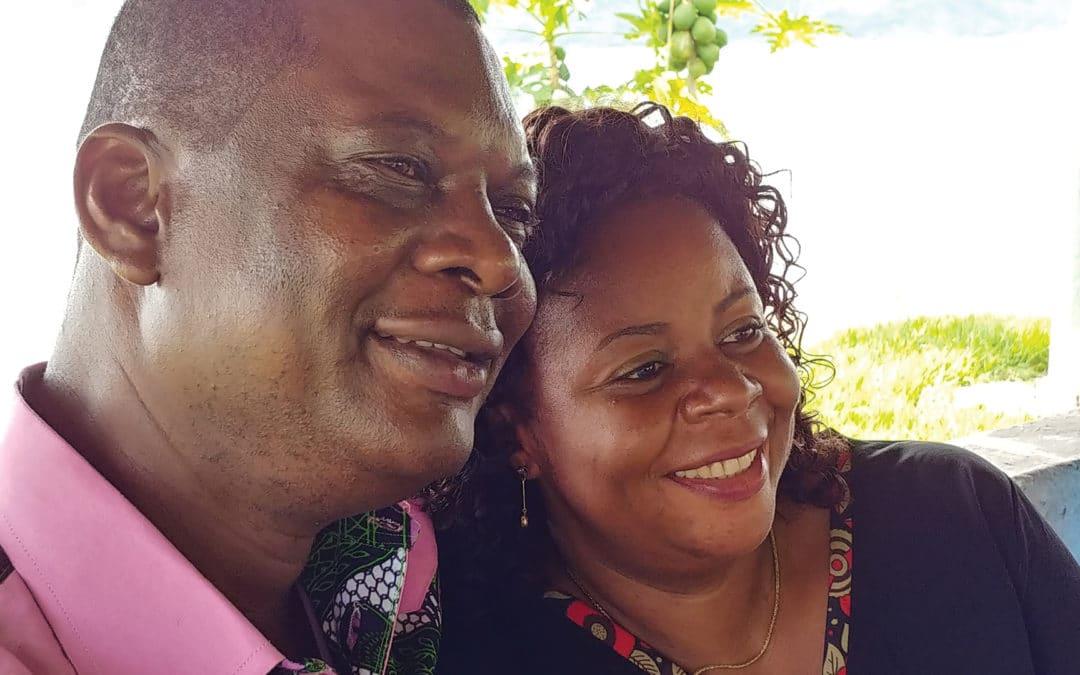 Q&R with Claudine Selenga