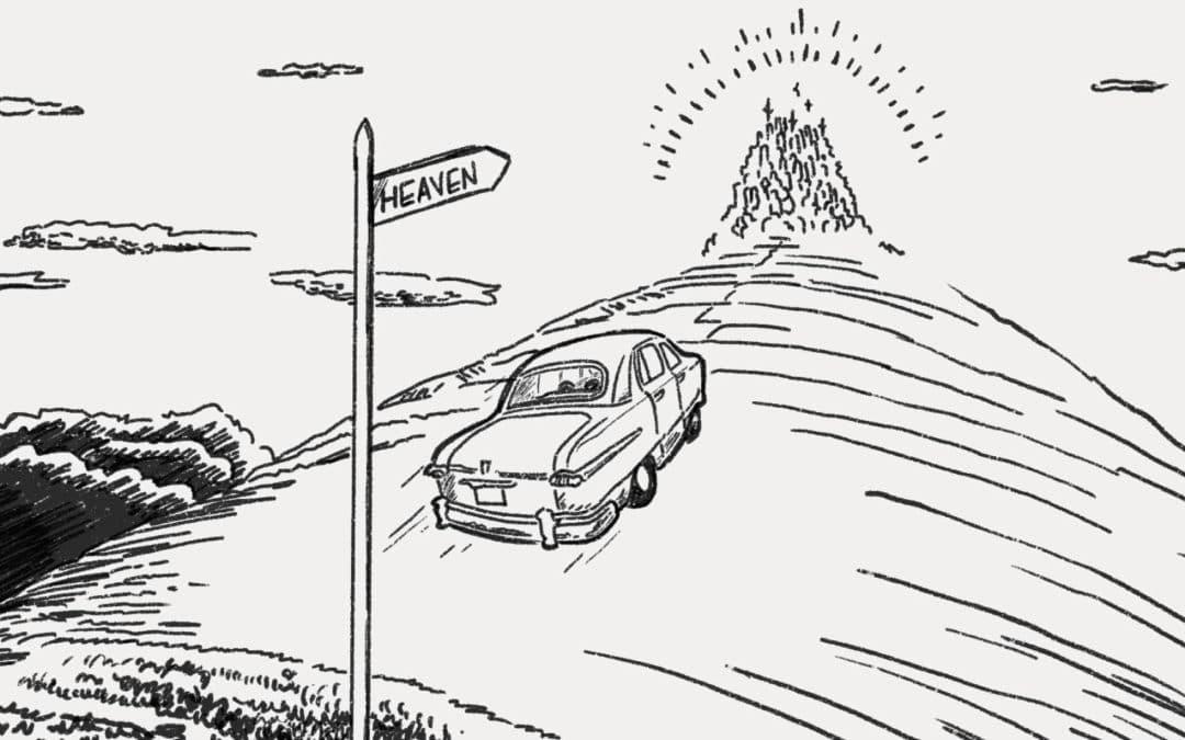 A servant, a car and a spiritual heritage